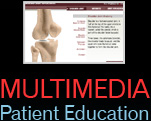 Multimedia Patient Education - David C. Flanigan MD - Sports Medicine, Knee